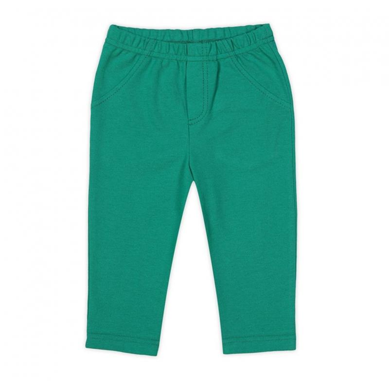 БрюкиБрюки зеленого цвета марки Ёмаёдля малышей. Брюки сшиты из ткани пике. Базовая однотонная модель украшенная имитацией карманов и ширинки, а также функциональными задними карманами. Имеет удобную резинку на поясе.<br><br>Размер: 9 месяцев<br>Цвет: Зеленый<br>Рост: 74<br>Пол: Не указан<br>Артикул: 630022<br>Страна производитель: Россия<br>Сезон: Всесезонный<br>Состав: 100% Хлопок<br>Бренд: Россия