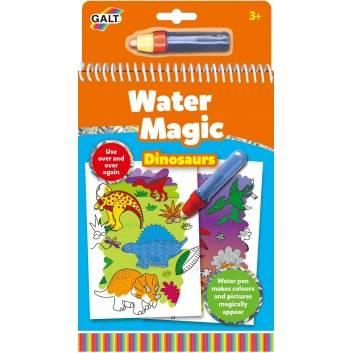 Творчество, Водные раскраски Динозавры Galt 269080, фото