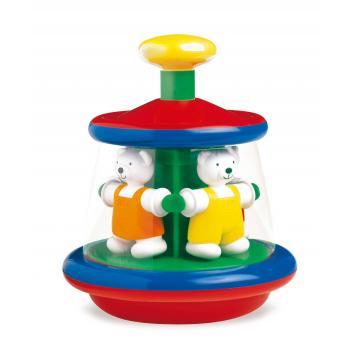 Игрушки, Карусель-Медвежата Galt 269062, фото