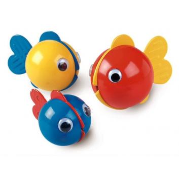 Игрушки, Игрушка для ванной Рыбки Galt 269063, фото