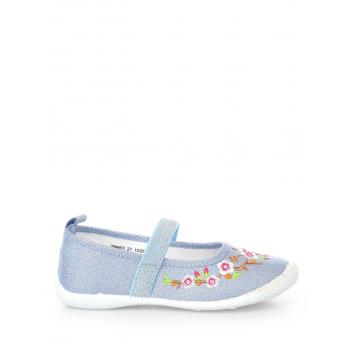 Обувь, Балетки MURSU (голубой)283415, фото
