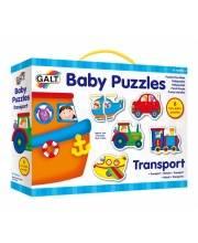 Пазл для малышей Транспорт