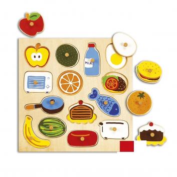 Игрушки, Рамка-вкладыш Кухня Goula 269100, фото
