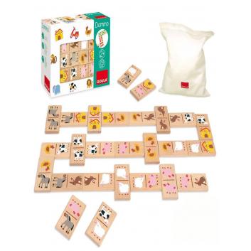 Игрушки, Домино Ферма Goula 269120, фото