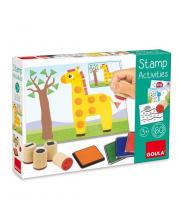 Игровой набор с печатями