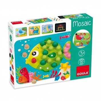 Игрушки, Мозаика Goula 269112, фото