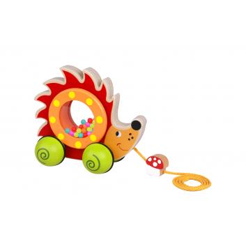 Игрушки, Каталка Ёж Tooky Toy 269138, фото