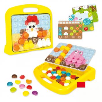 Игрушки, Мозаика Ферма Goula 269130, фото