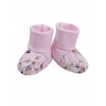 Малыши, Пинетки Мамуляндия (розовый)263601, фото