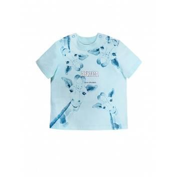 Малыши, Футболка Мамуляндия (голубой)263624, фото