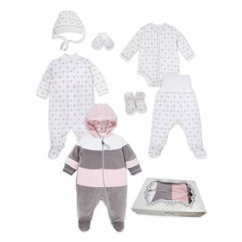 Малыши, Комплект 7 предметов Мамуляндия (розовый)283240, фото