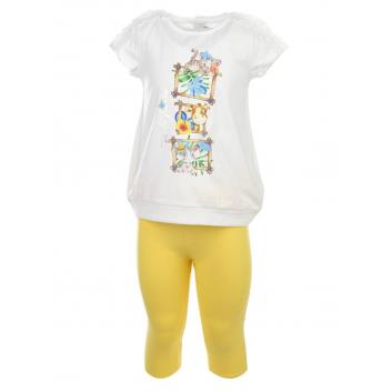 Девочки, Комплект 2 предмета MAYORAL (желтый)267236, фото