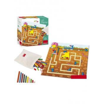 Игрушки, Развивающая игра Математика Goula 269121, фото