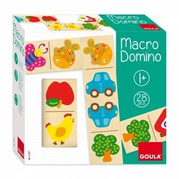 Игрушки, Макро домино Goula , фото