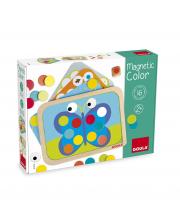 Магнитная игра Малыш учит цвета