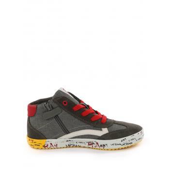 Обувь, Кеды J ALONISSO BOY GEOX (хаки)234907, фото