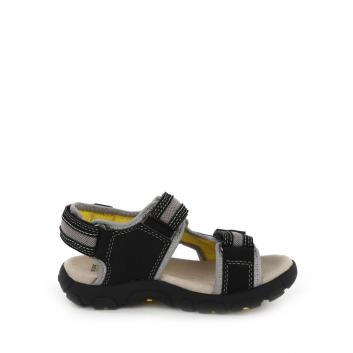 Обувь, Сандалии JR SANDAL STRADA GEOX (черный)234810, фото