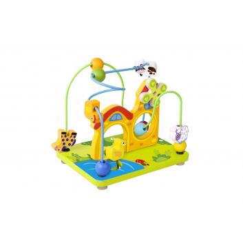 Игрушки, Лабиринт Ферма Tooky Toy 269153, фото