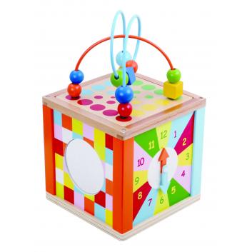 Игрушки, Многофункциональный игровой куб Tooky Toy 269150, фото