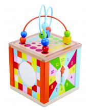 Многофункциональный игровой куб