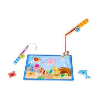 Игрушки, Игра Рыбалка Tooky Toy 269166, фото