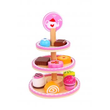 Игрушки, Десертная подставка Tooky Toy 269243, фото
