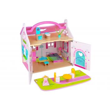 Игрушки, Кукольный дом Tooky Toy 269241, фото