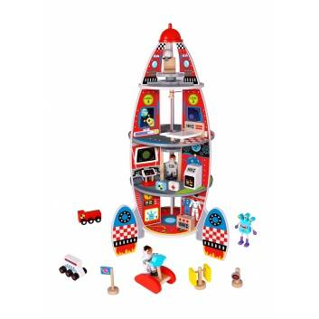 Игрушки, Игровой набор Ракета Tooky Toy 269240, фото