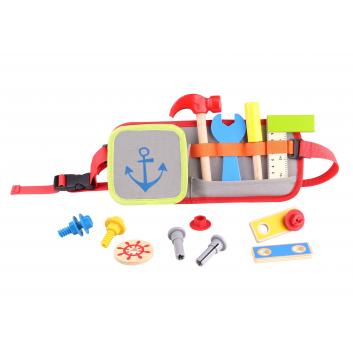 Игрушки, Набор Пояс с инструментами Tooky Toy 269226, фото
