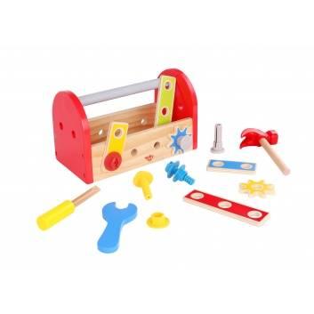 Игрушки, Набор Ящик с инструментами Tooky Toy 269224, фото