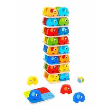 Игрушки, Настольная игра Слоны Tooky Toy 269183, фото