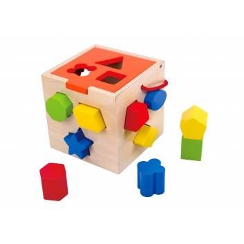 Игрушки, Сортер Tooky Toy 269178, фото