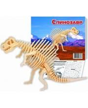 Спинозавр Сборная Деревянная Модель