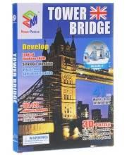 Пазл Тауэрский Мост 3D 41 Деталь MAGIC PUZZLE