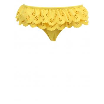 Девочки, Комплект купальных трусов 2 шт MAYORAL (желтый)267329, фото