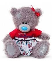 Мишка Тедди 20 См в Платье