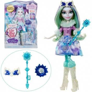 Ликвидация, Кукла Дочь Снежной Королевы Ever After High Mattel 248783, фото