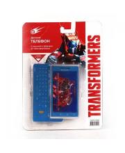 Телефон Сотовый Transformers со Звуком