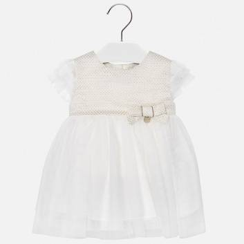 Малыши, Платье MAYORAL (бежевый)285501, фото