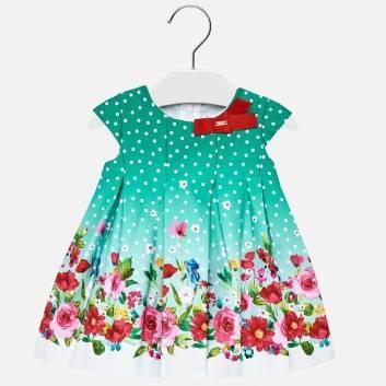 Малыши, Платье MAYORAL (зеленый)285503, фото