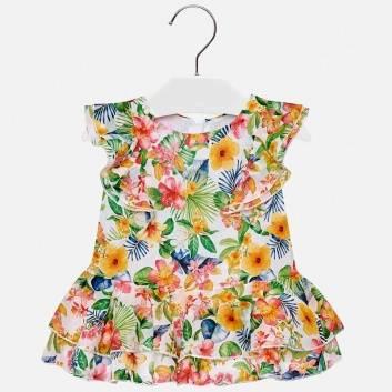 Малыши, Платье MAYORAL (розовый)285518, фото