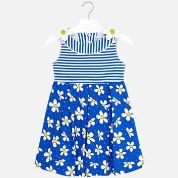 Девочки, Платье MAYORAL (синий)286256, фото