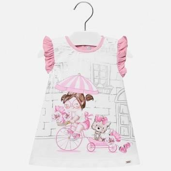 Девочки, Платье MAYORAL (розовый)286543, фото