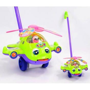 Ликвидация, Каталка Вертолет S+S Toys 230732, фото