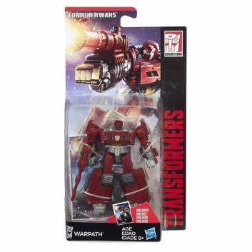 Любимые герои, Робот Трансформер Warpath HASBRO 230733, фото