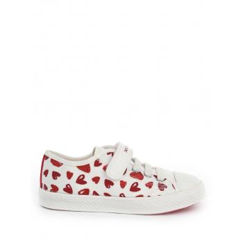 Обувь, Кеды JR CIAK GIRL GEOX (белый)234671, фото