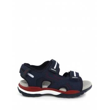 Обувь, Сандалии J BOREALIS BOY GEOX (темносиний)234857, фото