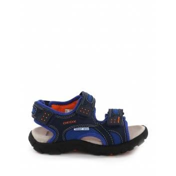 Обувь, Сандалии JR SANDAL STRADA GEOX (темносиний)234825, фото