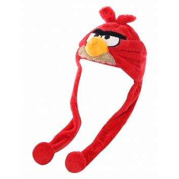 Девочки, Шапка-маска Красная Птица 54 см Angry Birds 245076, фото