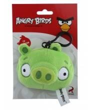 Брелок со звуком Angry Birds PLUSH APPLE